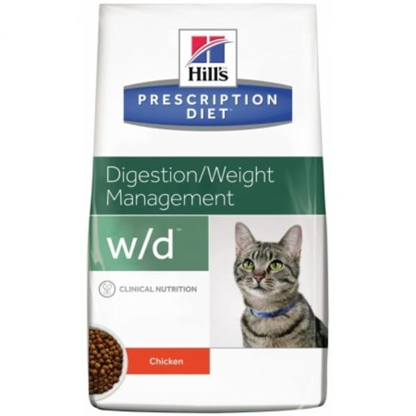 Hills PD Feline W/D – Controlul Greutatii 5 kg, Hill's Science Plan